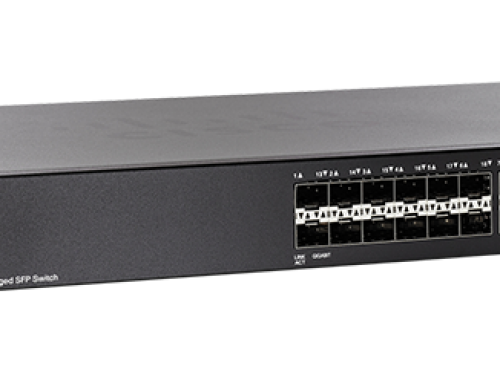 Password Recovery Procedure for Cisco SG500 / SG300 Switches